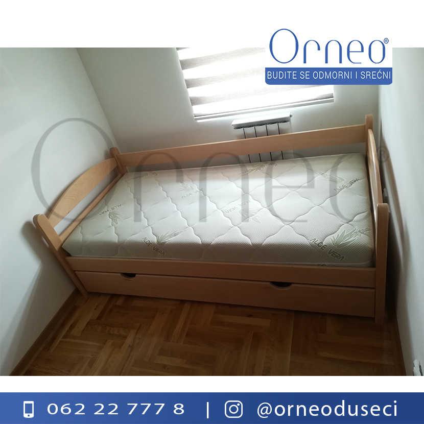 orneo-krevet-lucna-sofa-natur-fioka-za-posteljinu-i-dusek-memory-fleks